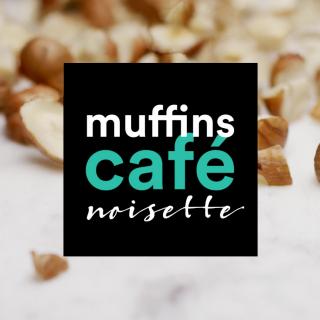Coffee Mania, Délicieux muffins café noisette
