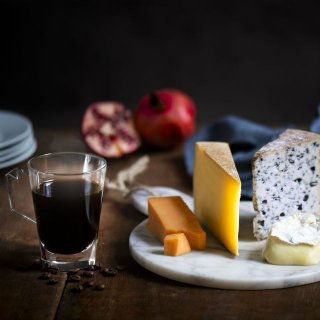 Coffee Mania, Accords de café : le fromage