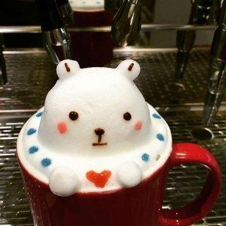 Coffee Mania, Sur Instagram, le café latte s'affiche en 3D