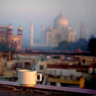 Coffee Mania, Un café avec les Indiens