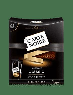 CARTE NOIRE L'INSTANT CLASSIC STICKS