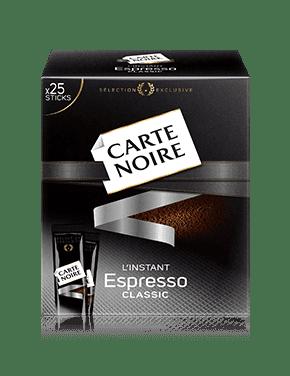 CARTE NOIRE L'INSTANT ESPRESSO STICKS